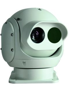 Outdoor Thermal PTZ HD 4k 3840 X 2160@30fps Camera 800-5000meter Detection with IP pictures & photos
