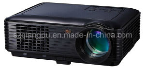 HD Home Theater LED Projector with TV (SV-226) pictures & photos