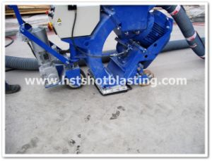 Concrete Pavement Grinding Movable Shot Blasting Cleaning Equipment
