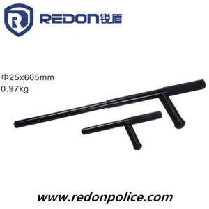 New Functional Steel Police Extendable T Baton pictures & photos