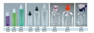 Plastic Cosmetic Bottle pictures & photos