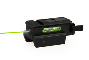 Green Weapon Laser Sight with 20mm Mounting pictures & photos