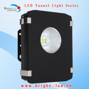 Low Decay High Lumens Bridgelux IP65 COB CE&RoHS 3 Year Warranty LED Tunnel Lights 50W pictures & photos