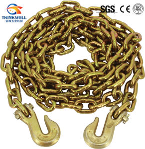 G70 Tow Chain/Lifting Chain/Binding Chain with Hook pictures & photos