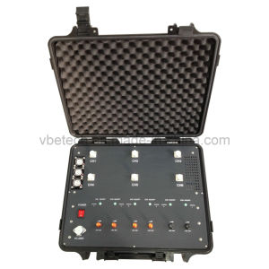 500W High Power Portable Cellphone Jammer Vbe-500mc pictures & photos