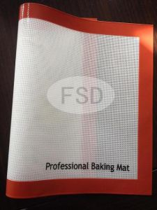 Silicone Fiberglass Oven Liner pictures & photos