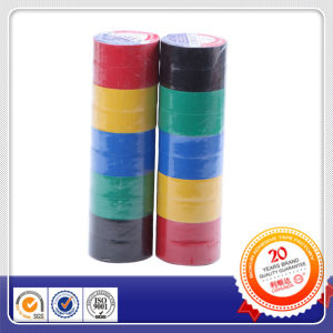 Logo Impress on Film PVC Electrical Insulation Tape pictures & photos