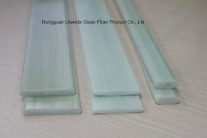 High-Performance Fiberglass GRP FRP Flat Strip, Sheet, Flat Bar, Strip