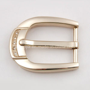 Pin Buckle for Women with Rhinestone pictures & photos