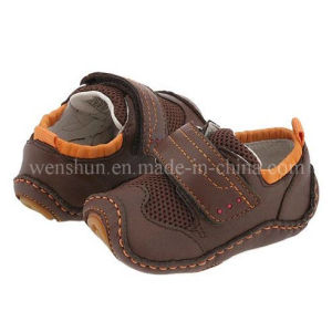 Genuine Leather Shoe for Infants 1003 pictures & photos