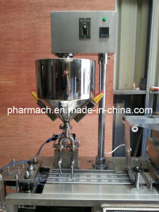 Honey Jam Butter Chocolate Cheese Automatic Blister Packing Machine (DPP80) pictures & photos
