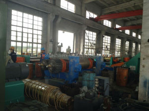 Two Roll Rubber Open Mixing Mill pictures & photos