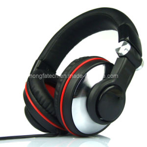 Computer Stereo Headphone/Headset with Mic&Volume (HF-618)