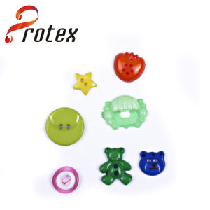 Wholesale Different Shapes of Baby Button, Plate Button for Children pictures & photos