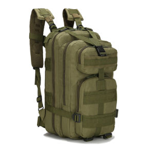 Tactical Backpack Camping Bags Waterproof Molle System Backpack Military 3p Tad Assault Travel Bag pictures & photos