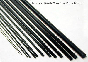 Multi-Size and High Srength Carbon Fiber Rod/Bar pictures & photos