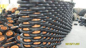 Breakdown-Proof PU Foam Wheelbarrow Wheel 4.00-8, Lianfeng Wheel pictures & photos