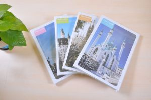 Hardcover PVC Jacket Notebook PP Cover Student Diary Book