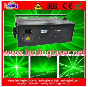 Outdoor Green 40kpss Ilda Animation Laser Show System pictures & photos
