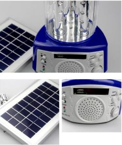 New Arrival Solar Table Reading Lamp pictures & photos