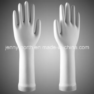 Pitted Thin Nitrile Ceramic Gloves Mould pictures & photos