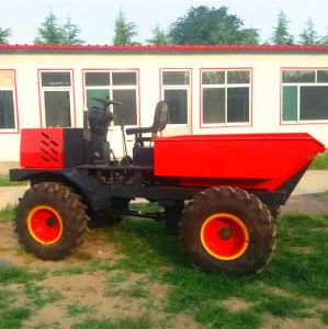 800kgs Mini Small Cart Back Dumper pictures & photos