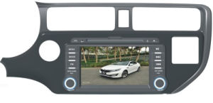 7 Inch Car DVD Player for 2012-2013 KIA Rio (TS7565)