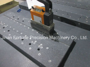 Granite Surface Plate with High Degree of Accuracy pictures & photos