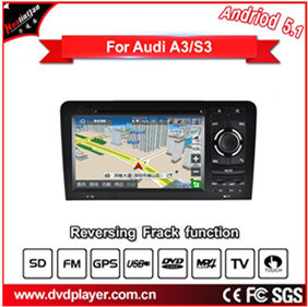 Car Radio GPS Navigation for Audi A3/S3 pictures & photos