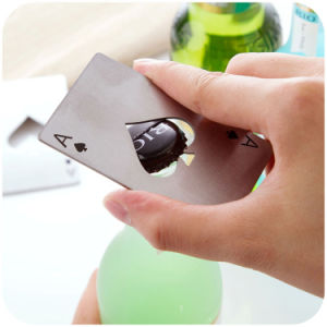 High Quality Black Wood Wine Bottle Opener Promotional Beer Opener pictures & photos
