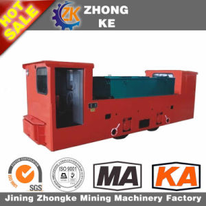 3t Used Diesel Locomotive, Diesel Electric Locomotive, Locomotive for Coal Mine
