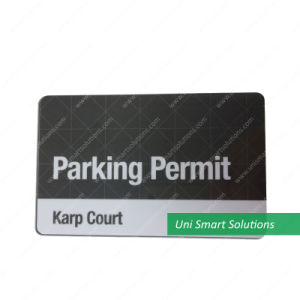 Quality RFID Card for Parking Management