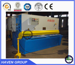 QC12y-25X2500 Steel Plate Shearing and Cutting Machine, Guillotine Shearing Machine pictures & photos