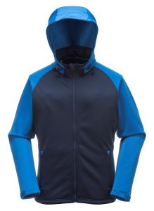 Spandex Lady′s Breathable Outdoor Jacket pictures & photos