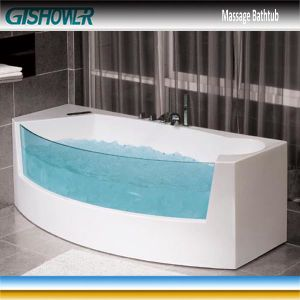 Freestanding Jacuzzi Bathtub Whirlpool (KF-654) pictures & photos