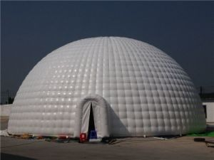 Inflatable Dome Tent/ Inflatable Igloo Tent and Wedding Tent for Commercial Use pictures & photos
