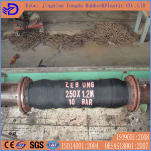 Sewerage Waste Suction Rubber Hose pictures & photos