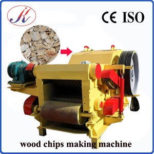 Wood Drum Chipper pictures & photos