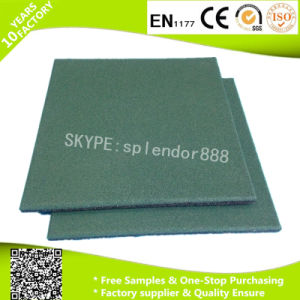 Green Speckles Rubber Gym Flooring pictures & photos