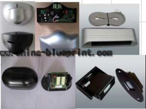 Automatic Door Infrared Sensor pictures & photos