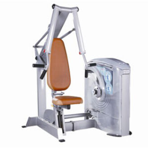 CE Certificated Nautilus Fitness Equipment / Chest Press (SN01) pictures & photos