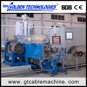 China Wire Sheathing Extrusion Machine Equipment pictures & photos