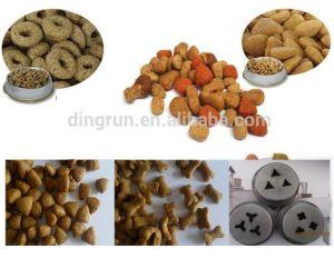 Wet type pet dog food extruder machine pictures & photos