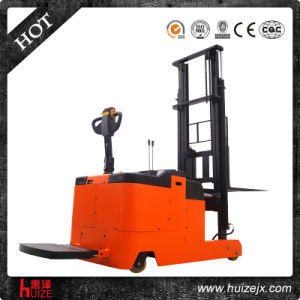 Top Quality and Competitive Price 1 Ton Electric Stacker (Model No. HZCDD1016-01)