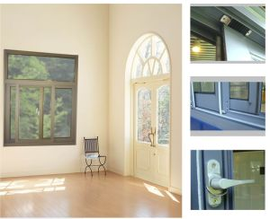 Aluminium Sliding Window with Flying Screen (KTC96)