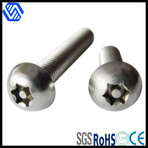 Stainless Steel Plum Flower Head Screw (BL-5217) pictures & photos
