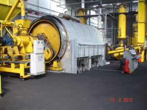 Pyrolysis Oil System CP-20