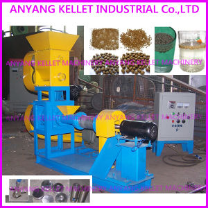 Small Floating Fish Feed Pellet Making Machine Price From Factory