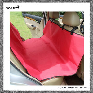 Discount Oxford Cloth Waterproof Bilateral Design Dog Car Seats pictures & photos