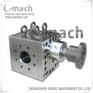 Extrusion Melt Pump Melt Gear Pump for Plastic Sheet Extruder pictures & photos
